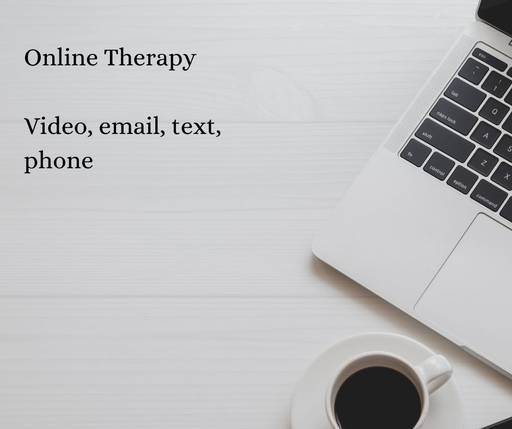Online counselling Therapy Video email text phone
